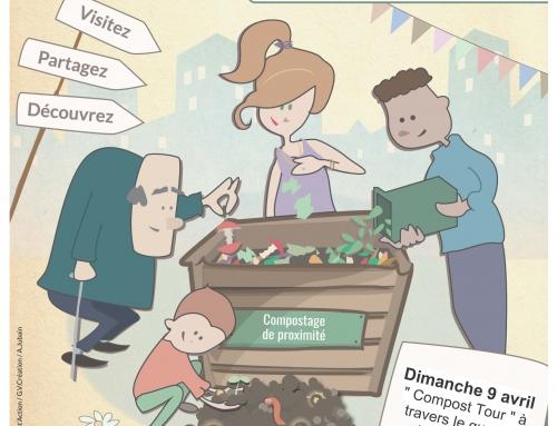Atelier pour la semaine du compost avec Vergers Urbains